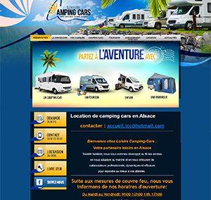 Loisirs Camping Cars