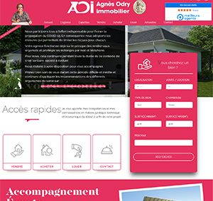Odry Immobilier