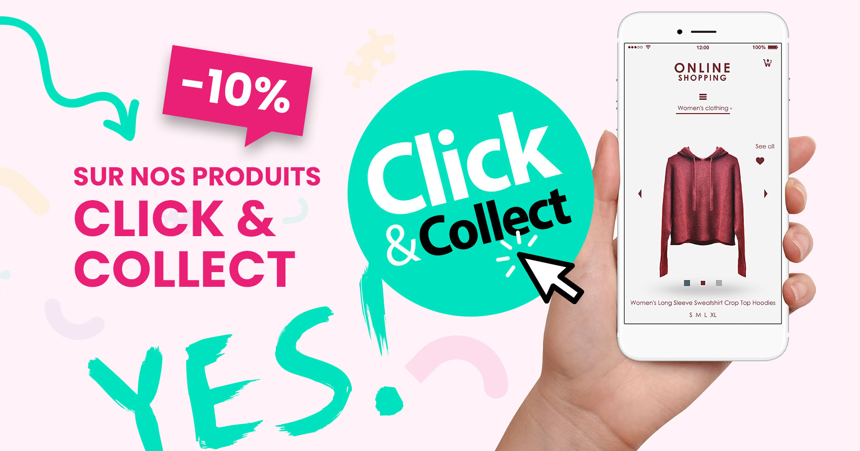 -10% sur le click and collect